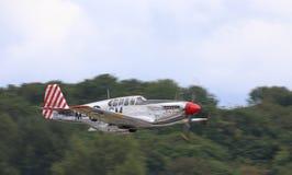 P-51C野马 库存图片