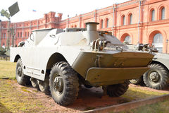 9P133 combat vehicle. Royalty Free Stock Photography