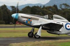 P-51D Mustang Stock Photos