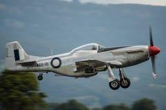 P-51D Mustang Royalty Free Stock Image