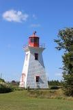 P.E.I. lighthouse Royalty Free Stock Photo