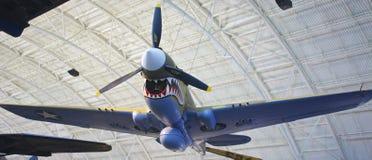 P-40E Kittyhawk Stock Foto