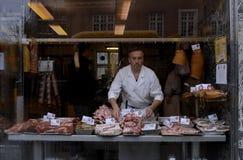 P.E.Larsen butcher shop Royalty Free Stock Photos