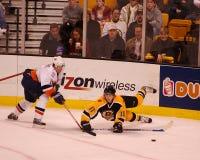 P J Boston Bruins di Axelsson Immagine Stock