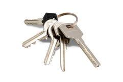 pęk kluczy Obrazy Stock