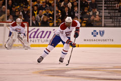 P.K. Subban Montreal Canadiens Stock Photography