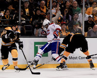 P k Subban Montreal Canadiens Fotografie Stock Libere da Diritti