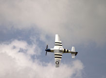 The P51 Mustang Stock Images