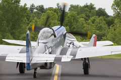 P-51 Mustangs Royalty Free Stock Photography