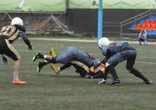 P. Nikiforov (81) tombent vers le bas Photo libre de droits