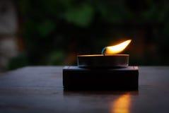 Płomienia kierunek Zdjęcie Stock