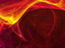 płomienie Obraz Stock