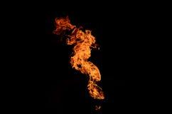 Płomienie Obraz Royalty Free