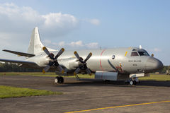 P-3 Orion Norway Navy Stock Images