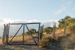 Płotowa brama Zdjęcie Royalty Free