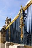 płotowa perspektywy Zdjęcia Royalty Free