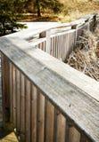 płotowy drewniany Fotografia Royalty Free