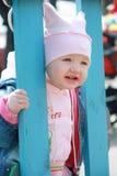 płotowy dzieciak Obraz Royalty Free