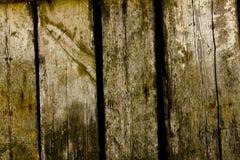 płotowy stary drewniany Zdjęcie Royalty Free