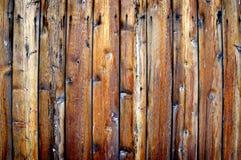 płotowy stary drewniany Obrazy Royalty Free