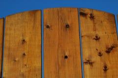 płotu drewna Zdjęcie Royalty Free