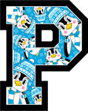 P is for Penguin Stock Images