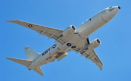 P-8 Poseidon Stock Photo