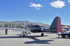 P-63 powietrza kobra Obrazy Stock