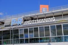 P R Fröttmaning Stock Photos