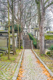 Père Lachaise Cemetery Royalty Free Stock Image