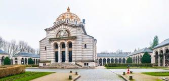 Père Lachaise crematorium and columbarium Royalty Free Stock Image