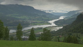1080p, Ringebu, Norway Royalty Free Stock Photos
