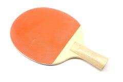 Pá vermelha de Pong do sibilo Fotos de Stock