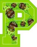 P is voor Prinses Stock Afbeeldingen
