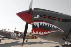P-40 Warhawk Photographie stock