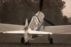 P40 Warhawk Royalty-vrije Stock Afbeeldingen