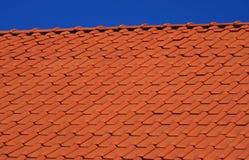 płytka dachowa Fotografia Stock