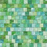 płytka mozaiki Fotografia Royalty Free