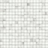 płytka mozaiki Fotografia Stock