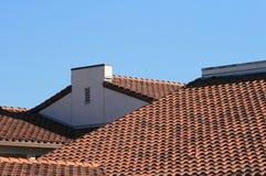 płytki dachowe Zdjęcia Royalty Free