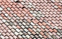 płytki dachowe Fotografia Royalty Free