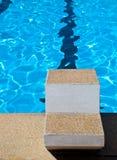 Pływacki basen Obrazy Royalty Free