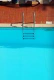 Pływacki basen Obraz Royalty Free