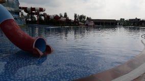 Pływacki park obrazy stock