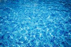 Pływackiego basenu woda Zdjęcia Stock