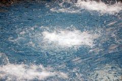 Pływackiego basenu wody tekstura Fotografia Royalty Free