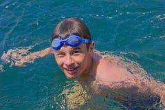 pływaczka fotografia royalty free