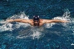 pływanie Fotografia Royalty Free