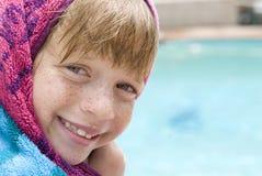 pływanie basen dziecka Obrazy Stock
