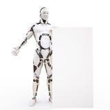 p2机器人 免版税库存照片